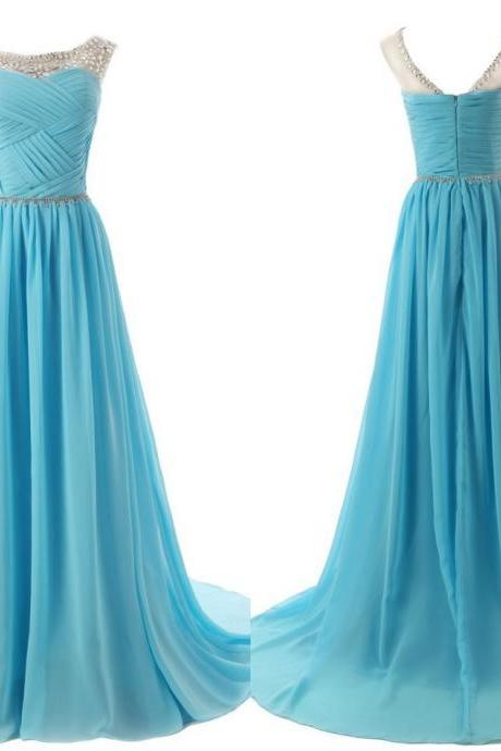 Prom Dresses, Long Prom Dress, Floor Length Prom Dresses 2016