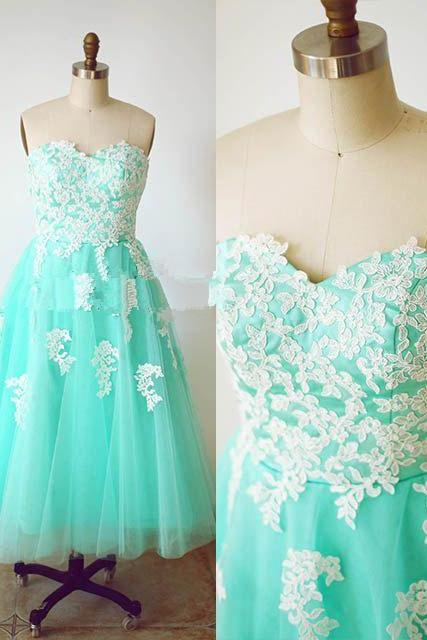 Prom Dress, Prom Dresses, Lace Prom Dress, Lace Evening Dress, Lace Formal Dress